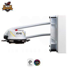 ASUS ROG Strix LC 360 RGB GUNDAM EDITION Liquid Cooler 4