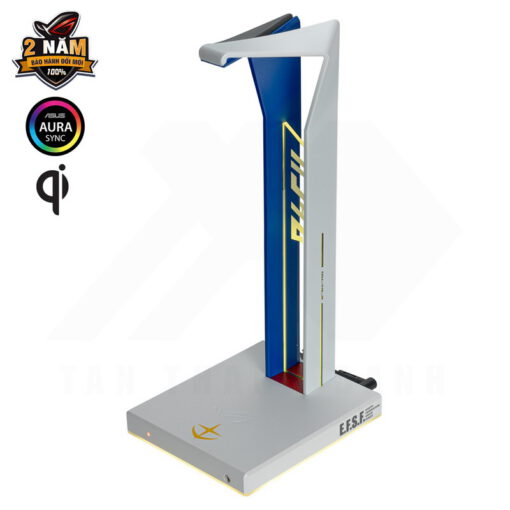 ASUS ROG Throne Qi GUNDAM EDITION Gaming Headset Stand 1