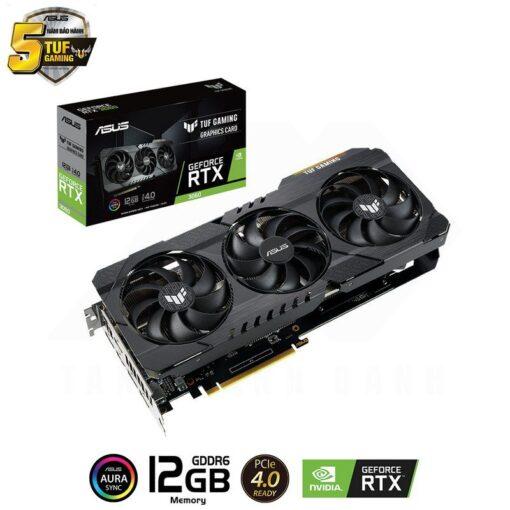 ASUS TUF Gaming Geforce RTX 3060 12G Graphics Card 1