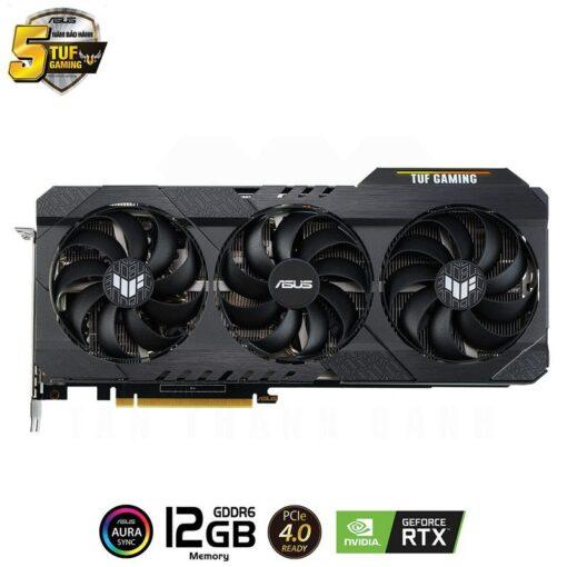 ASUS TUF Gaming Geforce RTX 3060 12G Graphics Card 2