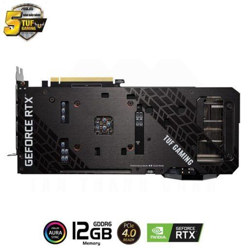 ASUS TUF Gaming Geforce RTX 3060 12G Graphics Card 3