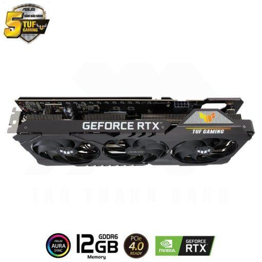 ASUS TUF Gaming Geforce RTX 3060 12G Graphics Card 4