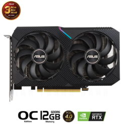 ASUS TUF Gaming Geforce RTX 3060 OC Edition 12G Graphics Card 02