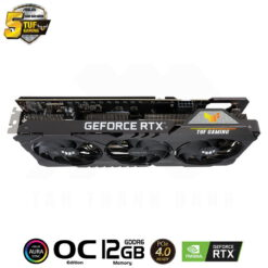 ASUS TUF Gaming Geforce RTX 3060 OC Edition 12G Graphics Card 4