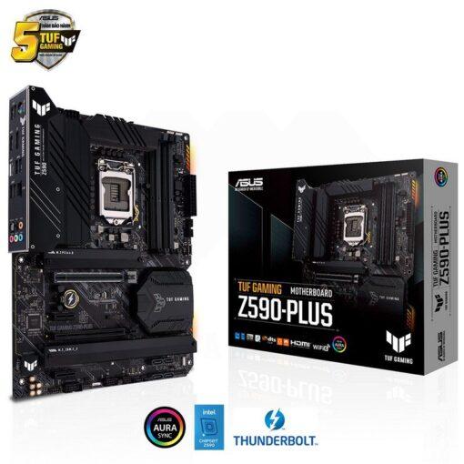 ASUS TUF Gaming Z590 PLUS Mainboard 1