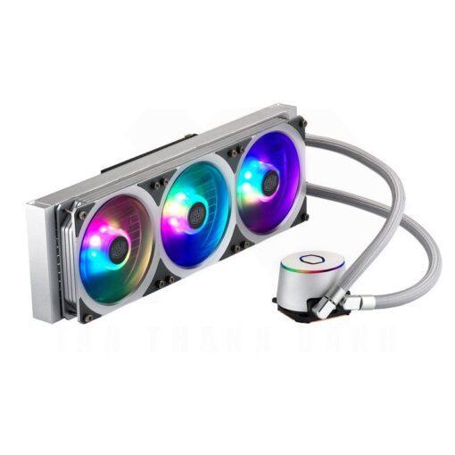 Cooler Master MasterLiquid ML360P Liquid Cooler – Silver Edition 1