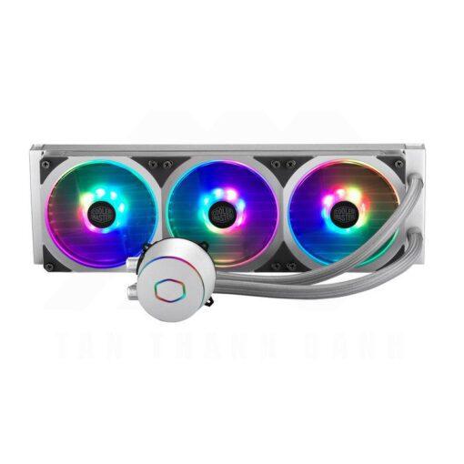 Cooler Master MasterLiquid ML360P Liquid Cooler – Silver Edition 4