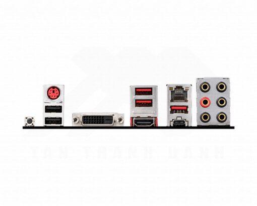 MSI B450 TOMAHAWK MAX II Mainboard 3