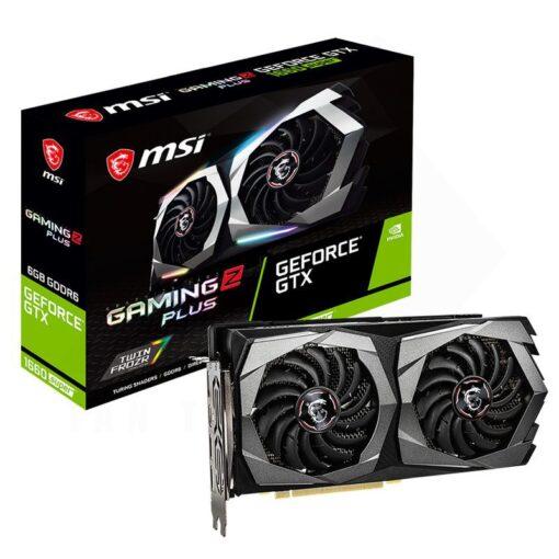 MSI Geforce GTX 1660 SUPER GAMING Z PLUS 6G Graphics Card 1