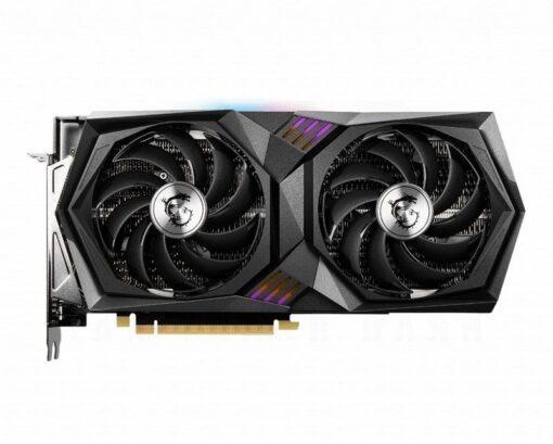 MSI Geforce RTX 3060 GAMING 12G Graphics Card 2