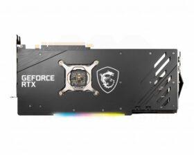 MSI Geforce RTX 3060 GAMING TRIO 12G 3