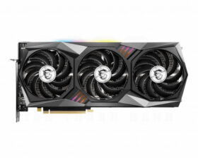 MSI Geforce RTX 3060 GAMING X TRIO 12G Graphics Card 2
