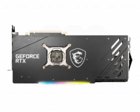 MSI Geforce RTX 3060 GAMING X TRIO 12G Graphics Card 3