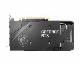 MSI Geforce RTX 3060 VENTUS 2X OC 12G Graphics Card 3