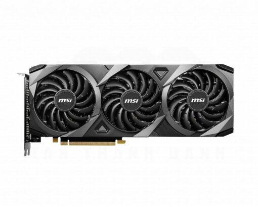 MSI Geforce RTX 3060 VENTUS 3X OC 12G Graphics Card 2