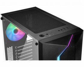 MSI MAG VAMPIRIC 100R Gaming Case 4