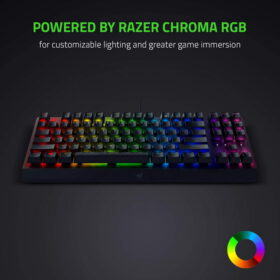Razer BlackWidow V3 Tenkeyless Keyboard 3