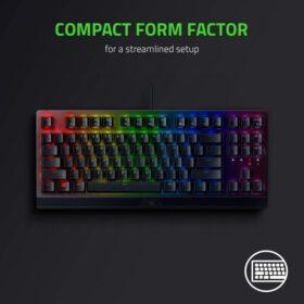 Razer BlackWidow V3 Tenkeyless Keyboard 4