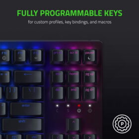 Razer BlackWidow V3 Tenkeyless Keyboard 5