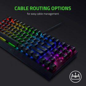 Razer BlackWidow V3 Tenkeyless Keyboard 6