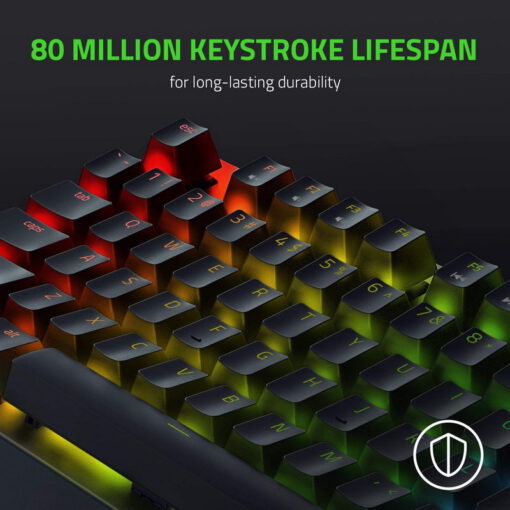 Razer BlackWidow V3 Tenkeyless Keyboard 7