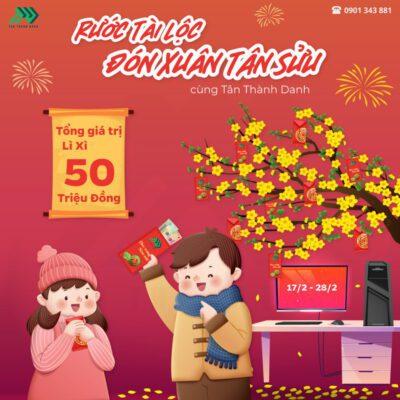 TTD Promotion 2021 XuanTanSuuRuocTaiLoc Details
