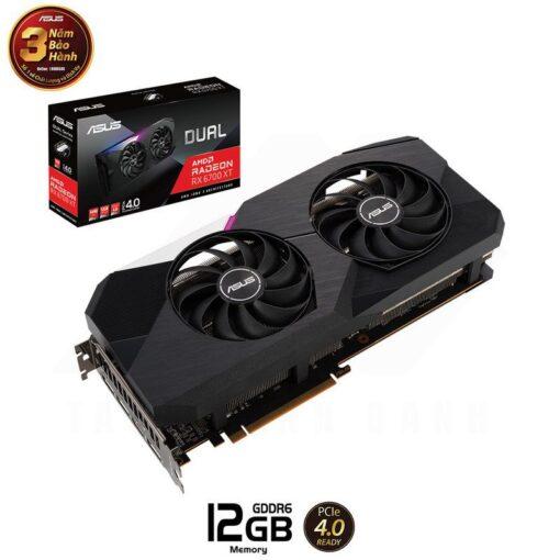 ASUS Dual Radeon RX 6700 XT 12G Graphics Card 1