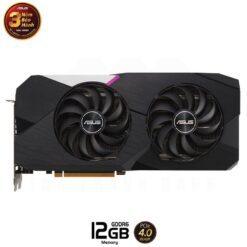 ASUS Dual Radeon RX 6700 XT 12G Graphics Card 2
