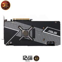 ASUS Dual Radeon RX 6700 XT 12G Graphics Card 3