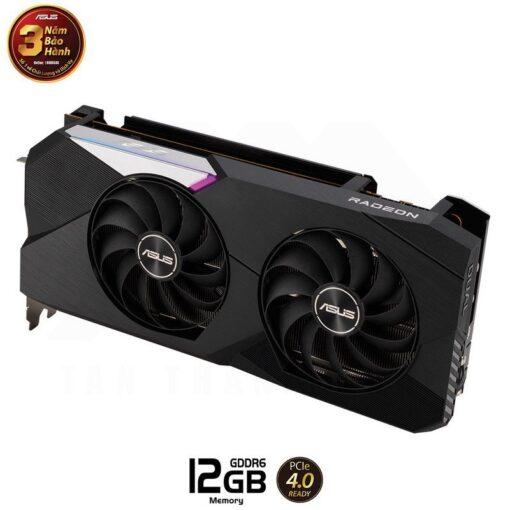 ASUS Dual Radeon RX 6700 XT 12G Graphics Card 4