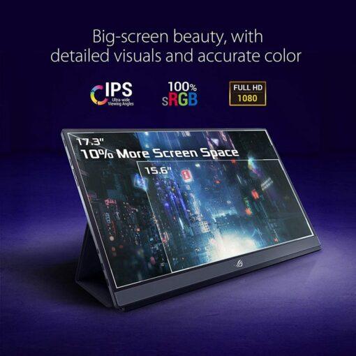 ASUS ROG STRIX XG17AHPE Portable Gaming Monitor 2