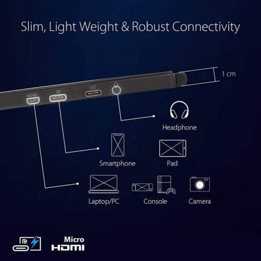 ASUS ROG STRIX XG17AHPE Portable Gaming Monitor 5