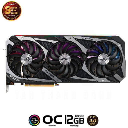 ASUS ROG Strix Radeon RX 6700 XT OC Edition 12G Gaming Graphics Card 2