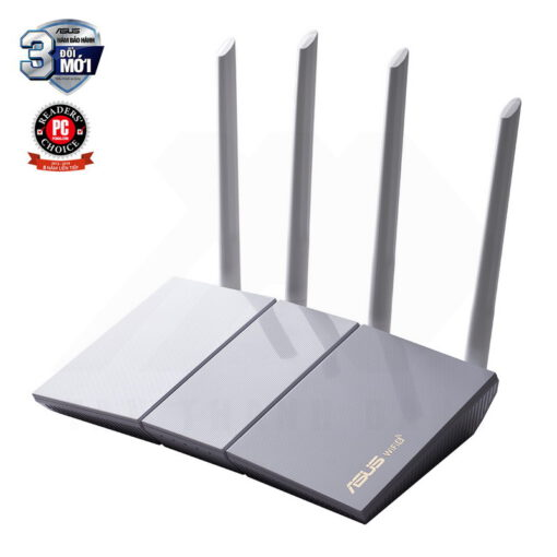 ASUS RT AX55 Router White Limited Edition 2