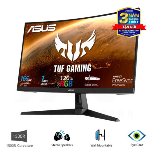 ASUS TUF Gaming VG27VH1B Monitor 2