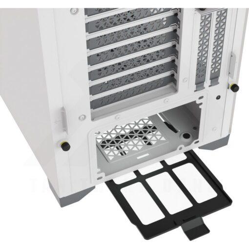 CORSAIR 5000D AIRFLOW Case – White 6