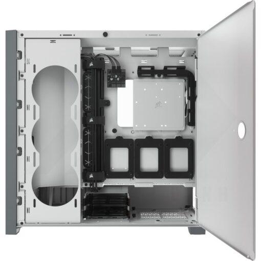 CORSAIR 5000D AIRFLOW Case – White 8