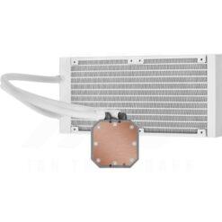 CORSAIR iCUE H100i ELITE CAPELLIX WHITE Liquid CPU Cooler 10