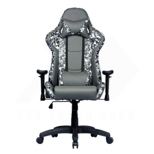 Cooler Master Caliber R1S Gaming Chair – Grey Camo 1