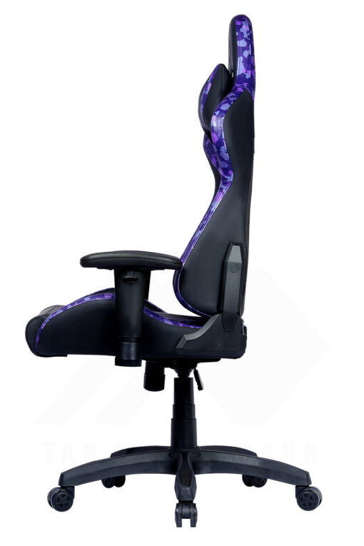 Cooler Master Caliber R1S Gaming Chair – Purple Camo 7