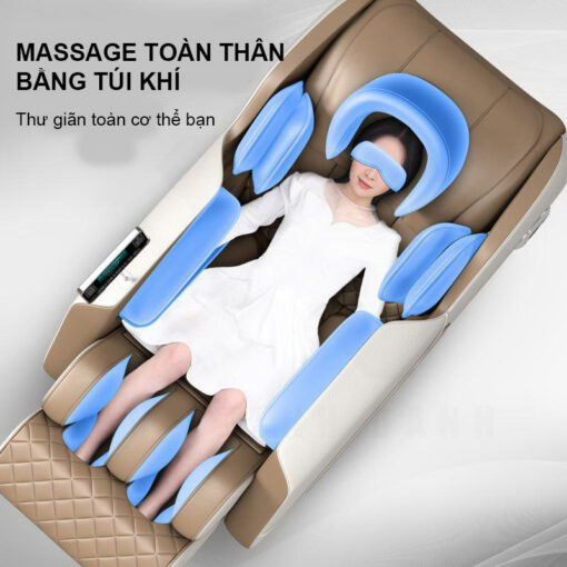 E Dra Hestia EMC100 Luxury Massage Chair Featured 4