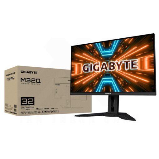 GIGABYTE M32Q Gaming Monitor 1