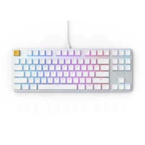 Glorious GMMK Keyboard – White Ice TKL 1