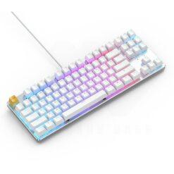 Glorious GMMK Keyboard – White Ice TKL 2