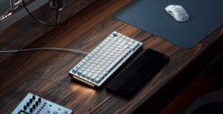 Glorious GMMK Pro Custom Build Keyboard – Black Slate 5