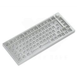 Glorious GMMK Pro Custom Build Keyboard – White Ice 3