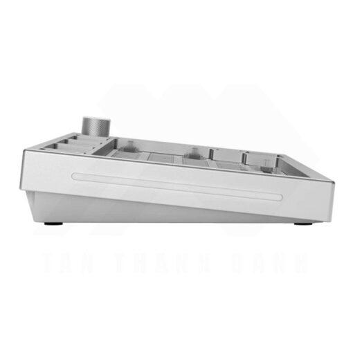 Glorious GMMK Pro Custom Build Keyboard – White Ice 4