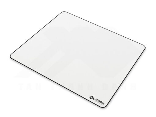 Glorious Stitch Cloth Mouse Pad – Large White 2