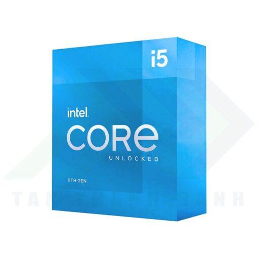 Intel 11thGen i5 11600K 1 CPU