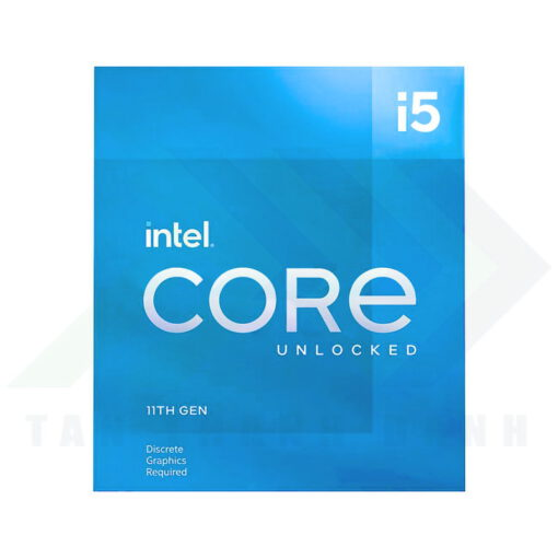 Intel 11thGen i5 11600KF 2 CPU